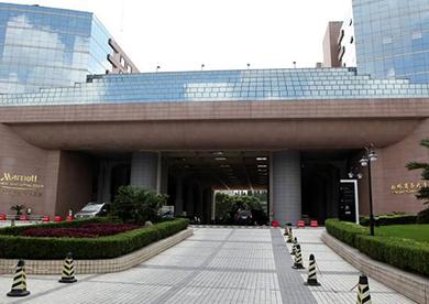 上海虹桥万豪酒店